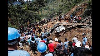 Aftermath of Mangkhut: Dozens missing, clean-up begins