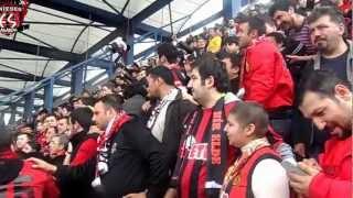 Seni Sevmeyen Ölsün l Karabükspor - Eskişehirspor
