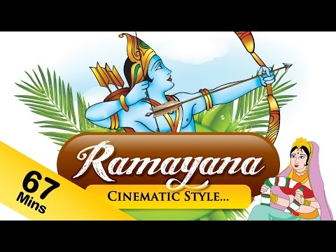 Ramayana Animated Movie in English | Ramayana The Epic Movie