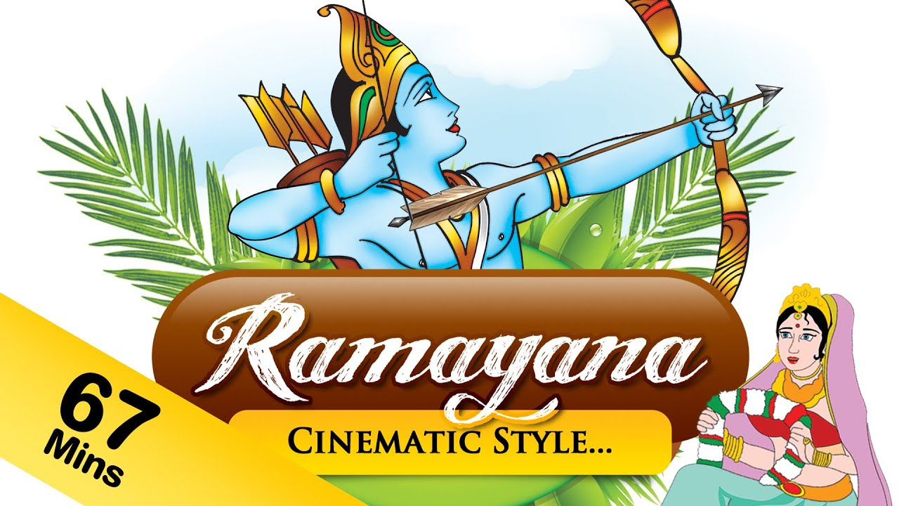 Ramayana Animated Movie in English | Ramayana The Epic Movie in English