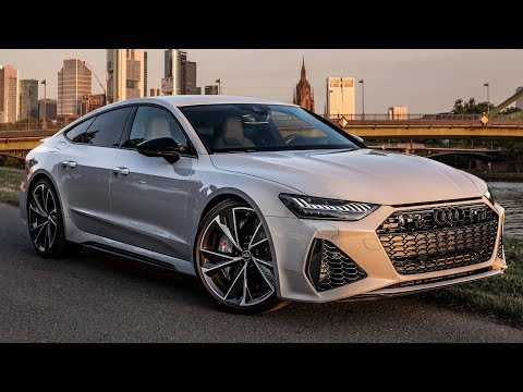 2020 AUDI RS7 SPORTBACK - FIRST REAL TEST - 3.38sec to 100kmh! V8TT BEAST - 600hp/800Nm