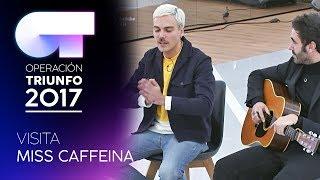 Visita de Miss Caffeina | OT 2017