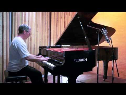 Chopin Waltz in A minor B.150 Opus Posth. P. Barton, FEURICH piano