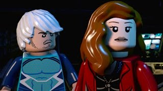 LEGO Marvel's Avengers Walkthrough Part 1 - Struck off the List