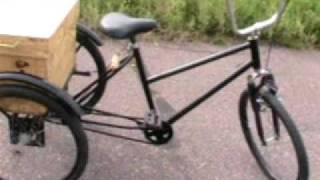 3-wheel Bicycle