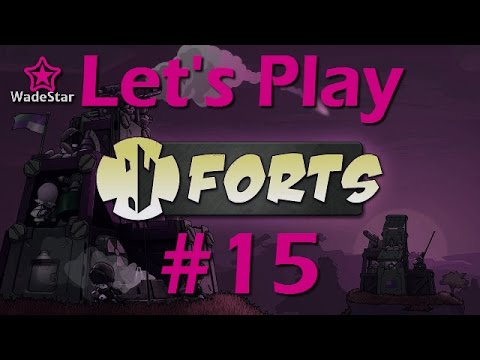 Forts Let's Play 15 | Campaign Mission 27 Three Bears Perfect!