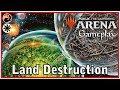 Magic Arena | R/W Land Destruction