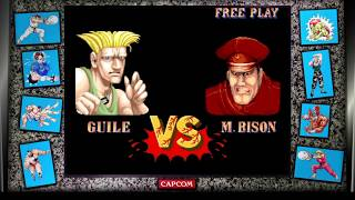 Street Fighter® 30th Anniversary Collection SF2 Guile Part 6 Finale!