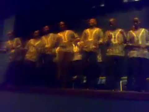 JTG gospel choir