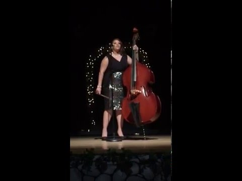 """Hello"" Cover ft Upright Bass"