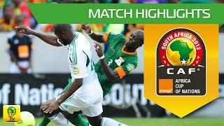 Zambia - Nigeria | CAN Orange 2013 | 25.01.2013