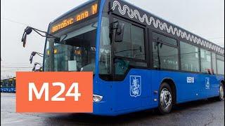 Смотреть видео В Москве началась масштабная проверка владельцев автобусов после резонансных ДТП - Москва 24 онлайн