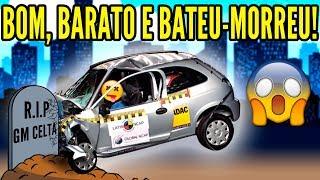 Os Carros Usados + Inseguros Do Brasil!