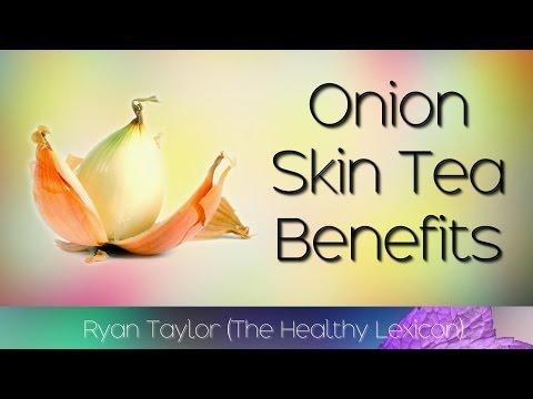Onion Skin Tea: Benefits