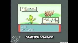 Pokemon Ruby Version Game Boy Gameplay_2002_11_26_3