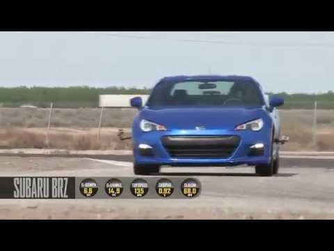 Subaru BRZ vs Mazda MX 5 Miata vs Hyundai Genesis Coupe Su  YouTube