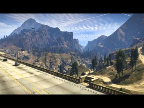Grand Theft Auto V Gameplay (Rockstar Games Property)