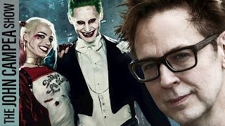James Gunn Picked To Write And Direct Suicide Squad 2 - The John Campea Show