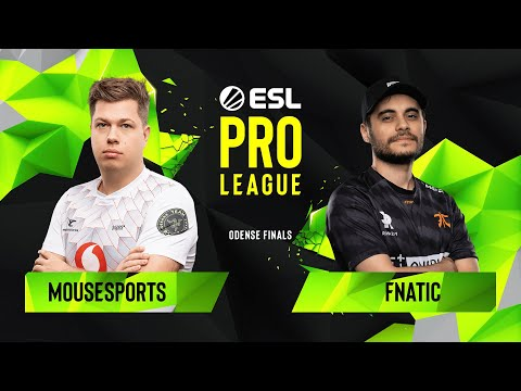 fnatic vs mousesports vod