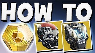 Destiny 2: HOW TO GET EXOTICS | Fastest Farming Method !