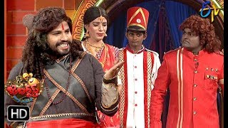 Hyper Aadi, Raising Raju Performance | Jabardasth | 17th October 2019 | ETV Telugu