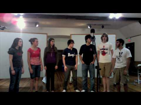 """The Lord Bless You and Keep You"" (A Capella) - Half-Step Up"
