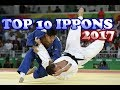 TOP 10 IPPONS 2017|THIS IS JUDO 2017|HIGHLIGHTS