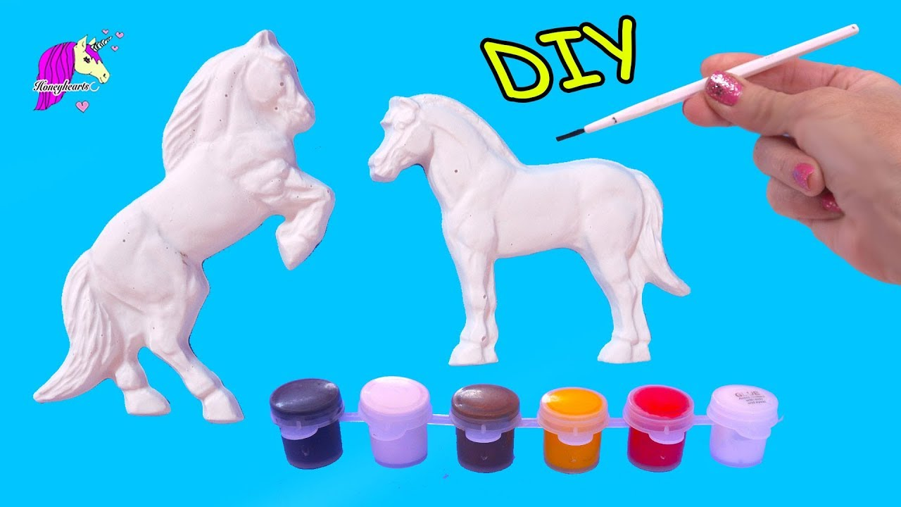 Does it work horse mold maker do it yourself diy craft paint kit does it work horse mold maker do it yourself diy craft paint kit video solutioingenieria Image collections