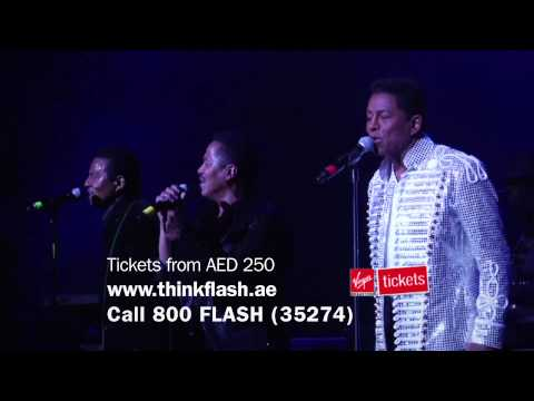 The Jacksons Unity Tour 2012 - Abu Dhabi