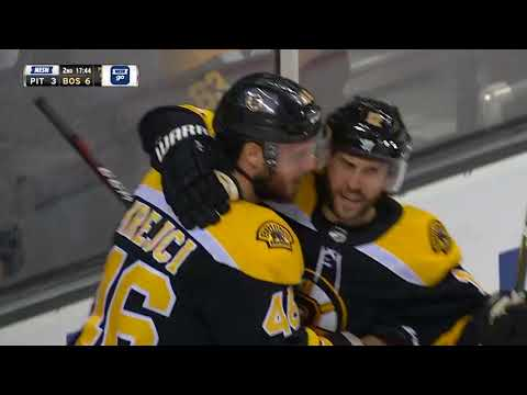 Pittsburgh Penguins vs Boston Bruins - March 1, 2018 | Game Highlights | NHL 2017/18