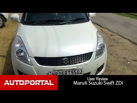 Maruti Suzuki Swift ZDi User Review 'cost efficient' - Autoportal