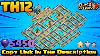 *HORROR* NEW TH12 WAR BASE (With Link) - Town Hall 12 Legend League - Clash of Clans