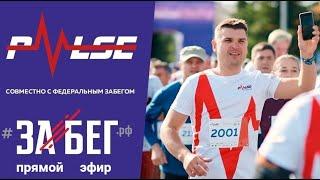 """Подготовка забега """"Белгородский полумарафон PULSE""""."""