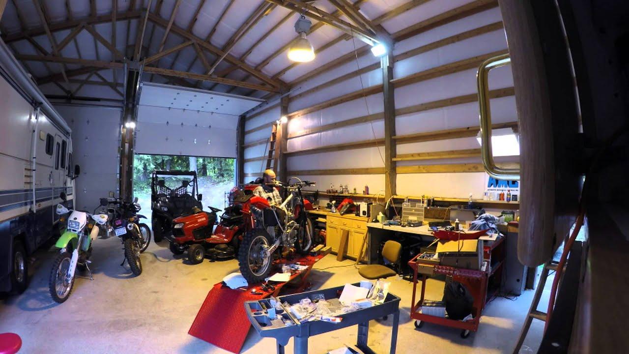 xr400 dirt to dualsport conversion