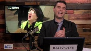 The Ben Shapiro Show Ep. 240 - Trump Becomes President, All Hell Breaks Loose