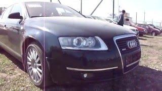 Audi A6. ЧЕСНИЙ Відгук власника !!!