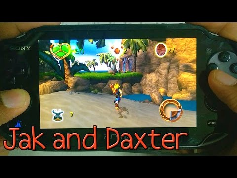 Jak and Daxter PS VITA Gameplay and Unboxing - Frame Rate Opinion ! from YouTube · Duration:  21 minutes 12 seconds