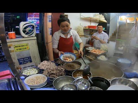อาหารเวียดนาม ไซ่ง่อน น่ากินครับ Street Food Vietnam
