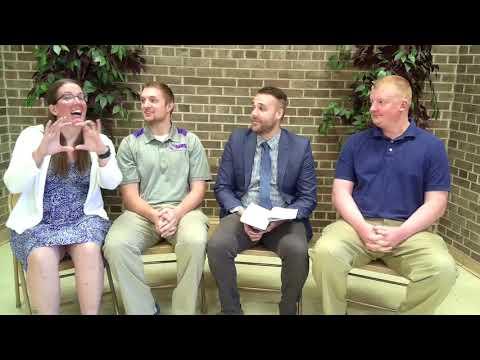 Holy Trinity Lutheran Academy Graduation Service 2020