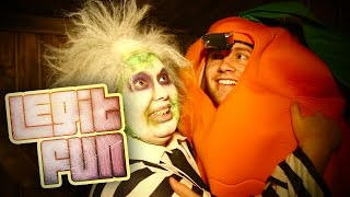 Legit Fun - Halloween Harvest Festival!