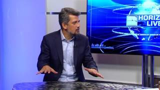 Asbarez / Ara Khachatourian with Garo Paylan 09 26 16