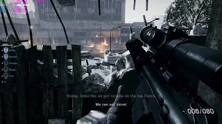 Medal of Honor  Warfighter 2012 Max Settings PC Gameplay 1080p GTX 1050 Ti