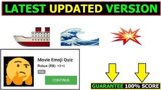 Movie Emoji Quiz Answers | LATEST UPDATED VERSION | Quizdiva