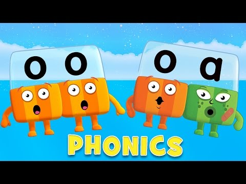 Learn to Read | Phonics for Kids | Letter Teams - OO and OA