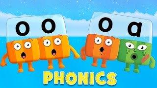 Gambar cover Learn to Read | Phonics for Kids | Letter Teams - OO and OA