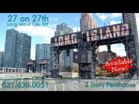 Heatherwood Luxury Rentals-2 Story Penthouse in Long Island City
