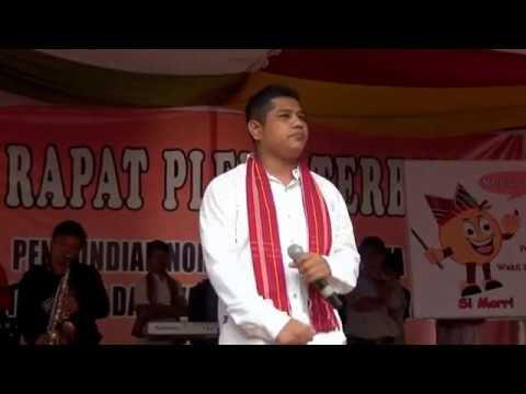 Diding-Diding Musuh Suka  - Anta Prima Ginting feat Megara Mentar ( Live, Berastagi)