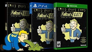I Hate Fallout 4 Game Of The Year Edition
