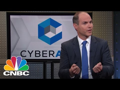 CyberArk Software CEO: Cybersecurity At The Core | Mad Money | CNBC