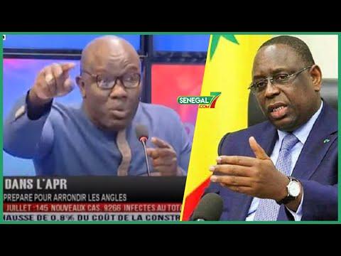 "Ahmed Aidara: ""Kenn Douné Macky Ligueyoul Waya ... Na Xamal Nit Gni Ni 3e Mandat Bokoul Ci..."""